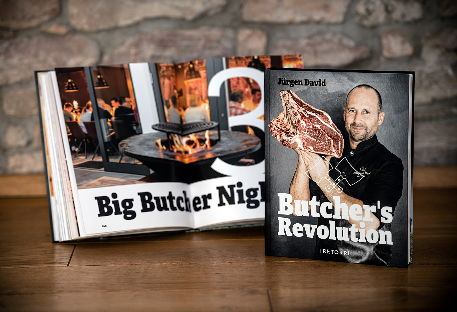 Butcher´s Revolution